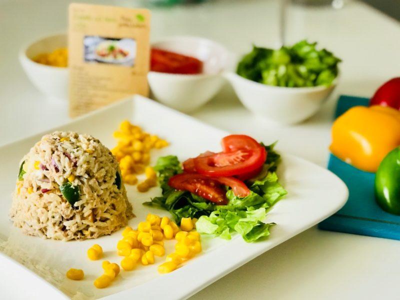 Salata od tune i riže