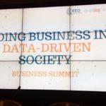 "Održan International Business Summit o poslovanju u ""društvu podataka"""