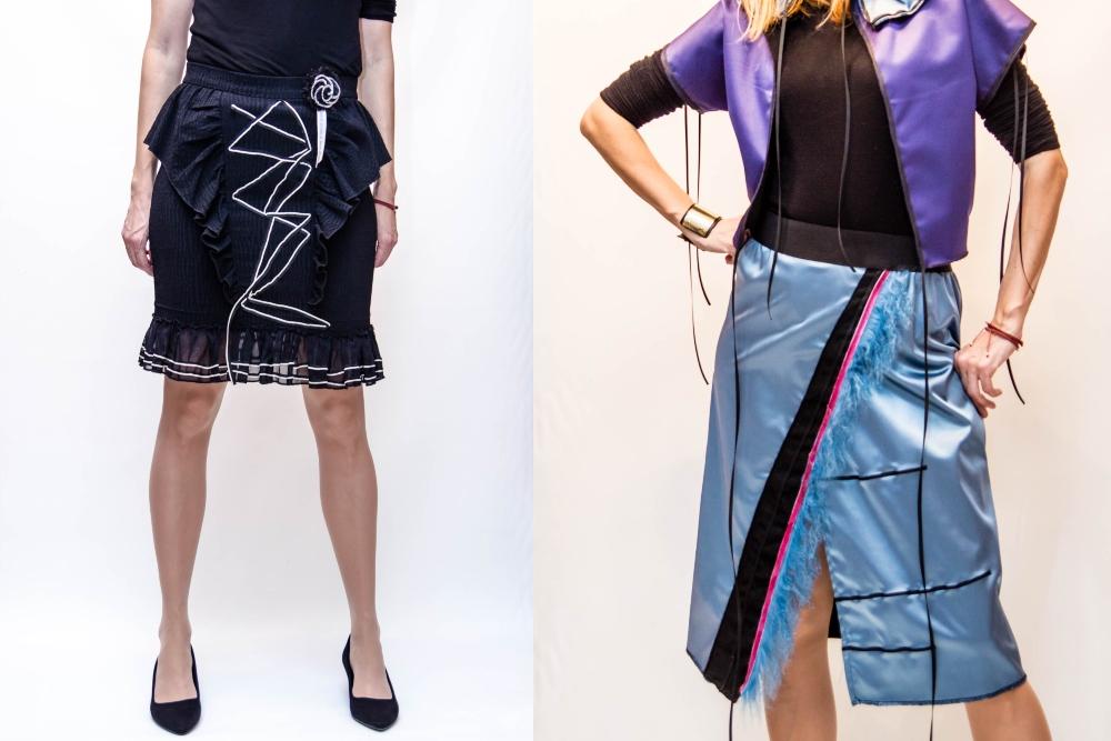unikatne suknje