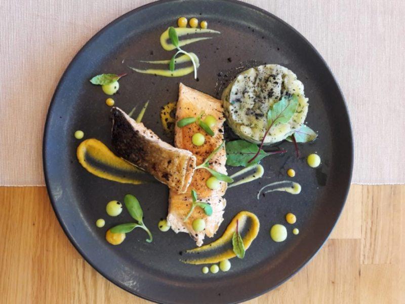 jelo s lososom