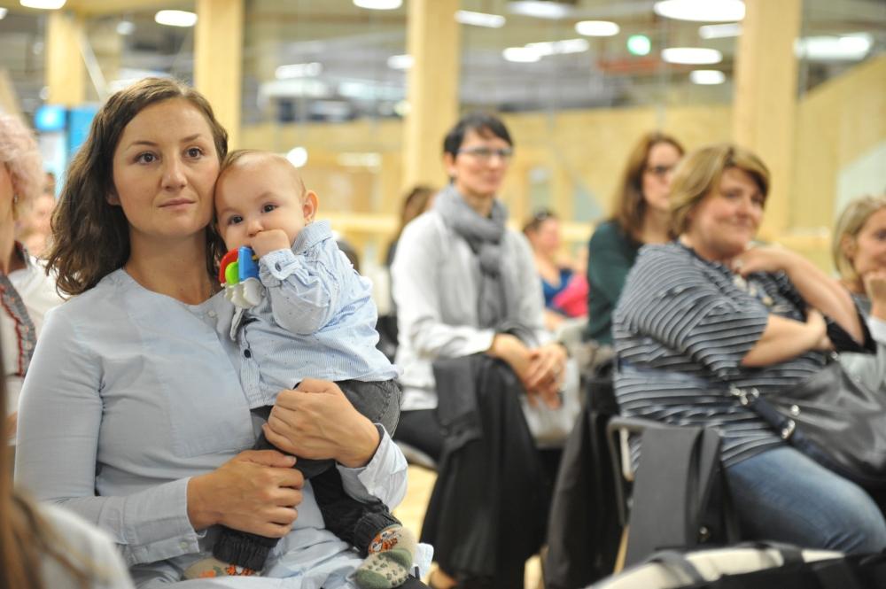 majčinstvo i posao