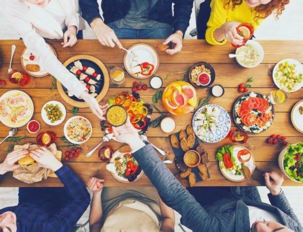 blagdanska hrana