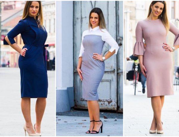 haljine za ured