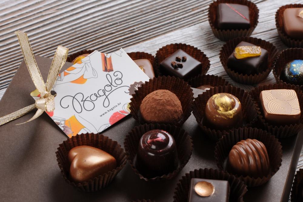 personalizirani čokoladni proizvodi