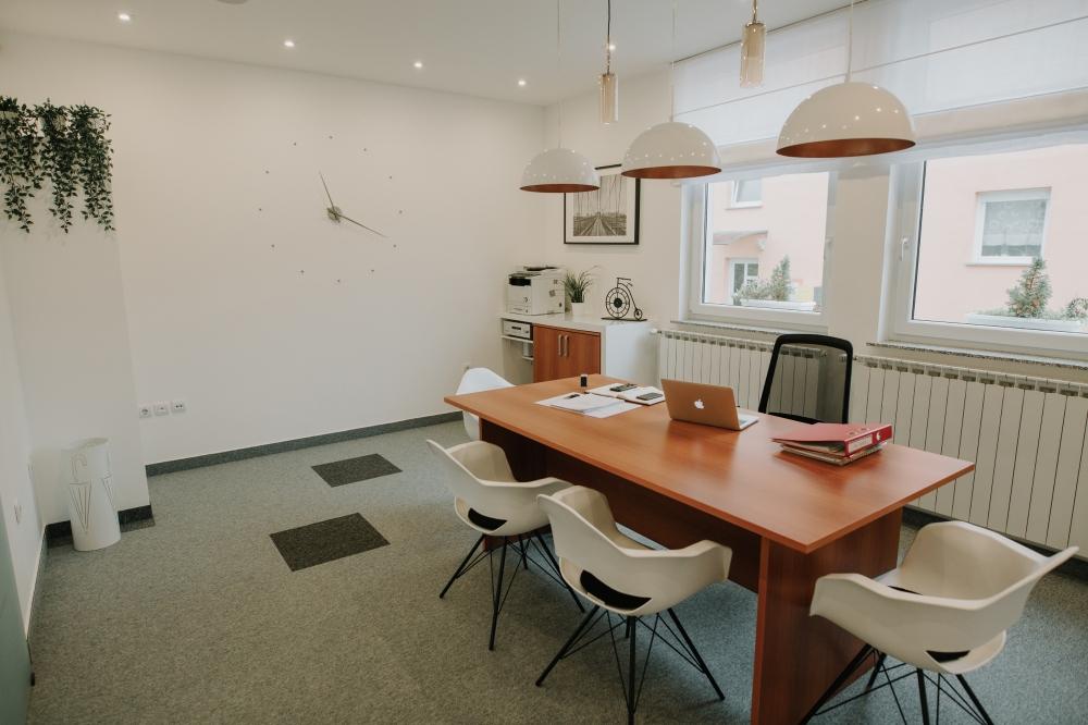 dizajn uredskog prostora