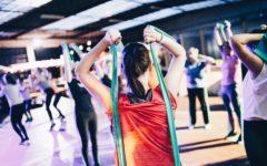 zabavan trening
