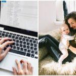 Odabrali smo najslađe Instagram fotke beba na poslu s mamama