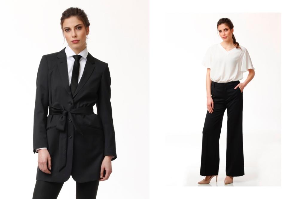 ženska poslovna kolekcija