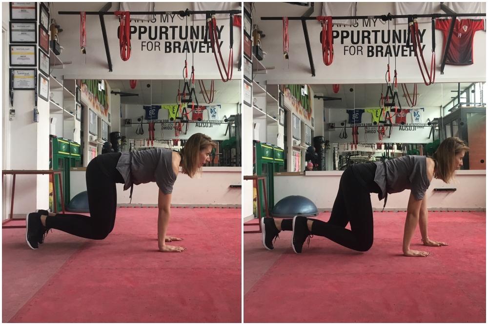 jednostavne vježbe