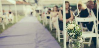 kako organizirati vjenčanje