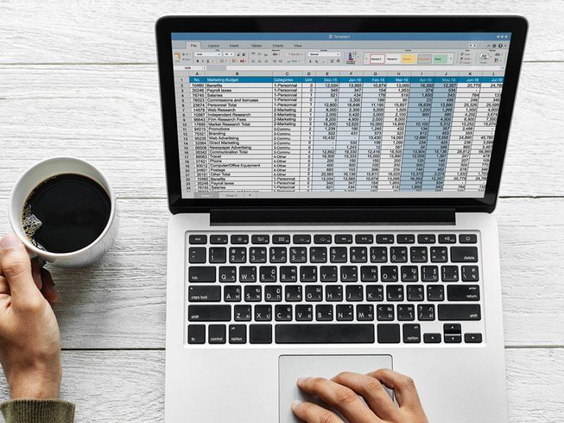 mogućnosti koje Excel nudi
