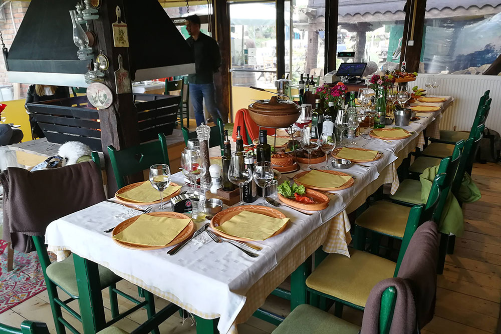 restorani van beograda