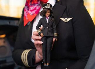 Barbie pilotkinja