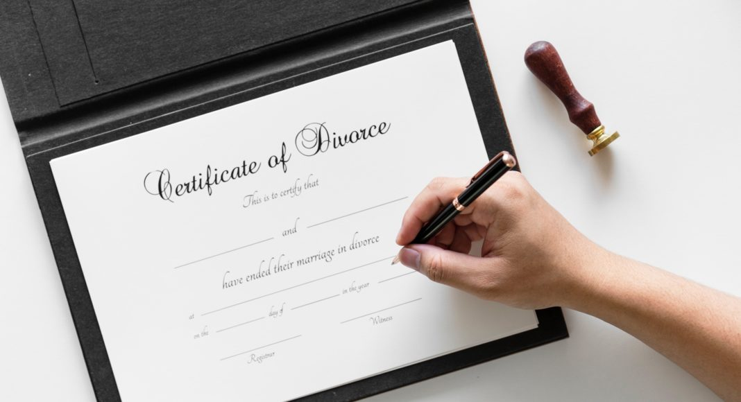 Razvod braka i prava