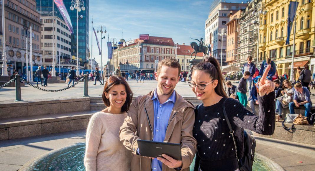 Zagreb Time Travel