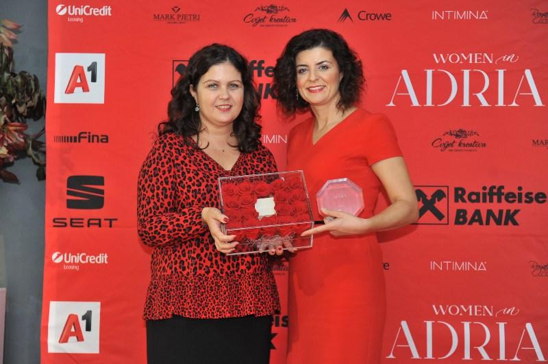 dobitnice nagrade najboljim poduzetnicama