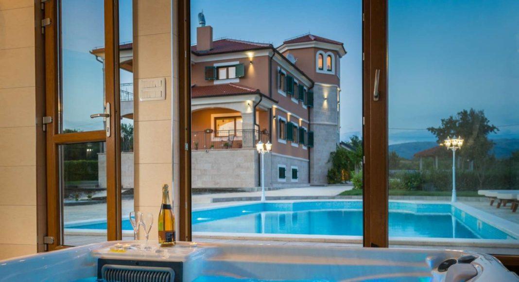 villa za odmor