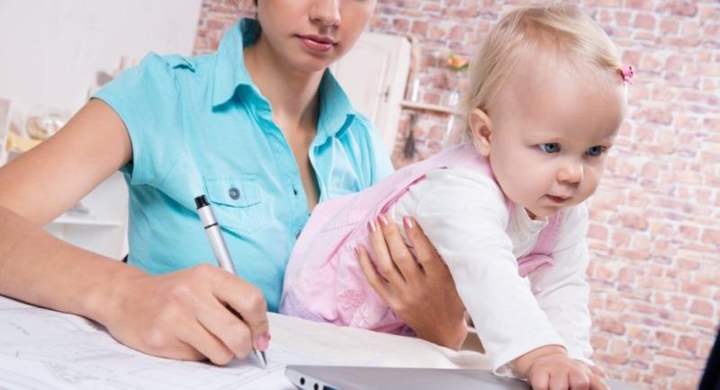 samohrana mama poduzetnica