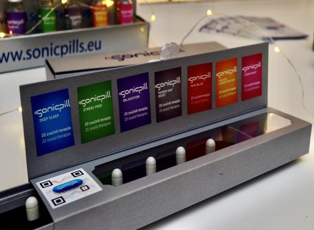Sonic Pill