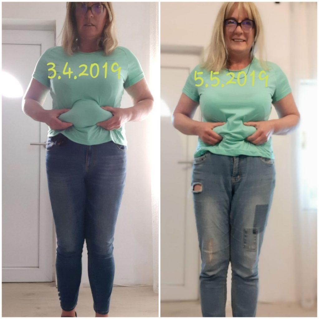 gubitak kilograma 20kg za 6 mjeseci