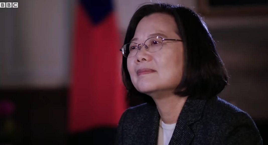 tajvanska predsjednica