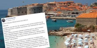 opstanak turističkog sektora