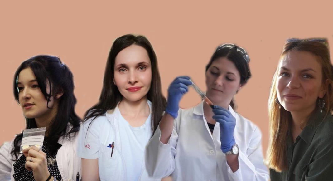 znanstvenice u Hrvatskoj