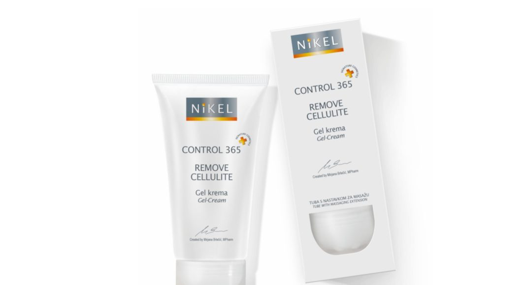 Nikel Control 365 Remove Cellulite Gel