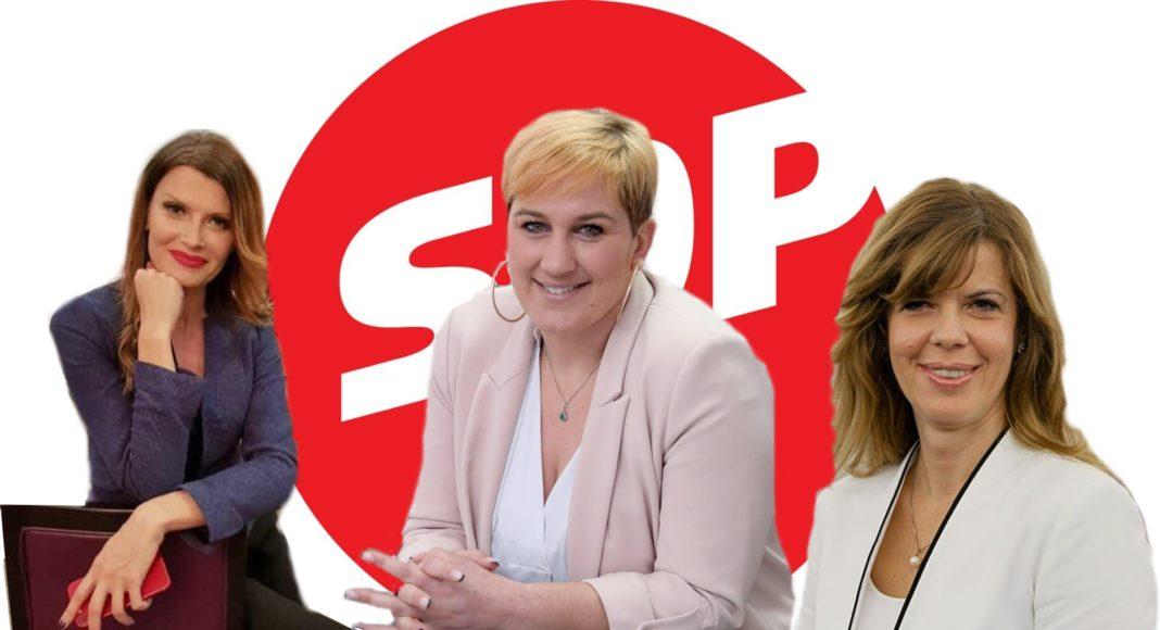 žena na čelu SDP-a