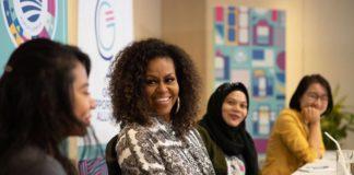 Michelle Obama podcast