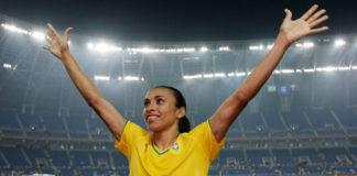 brazilske nogometašice