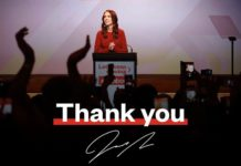 Jacinda Ardern osvojila drugi mandat
