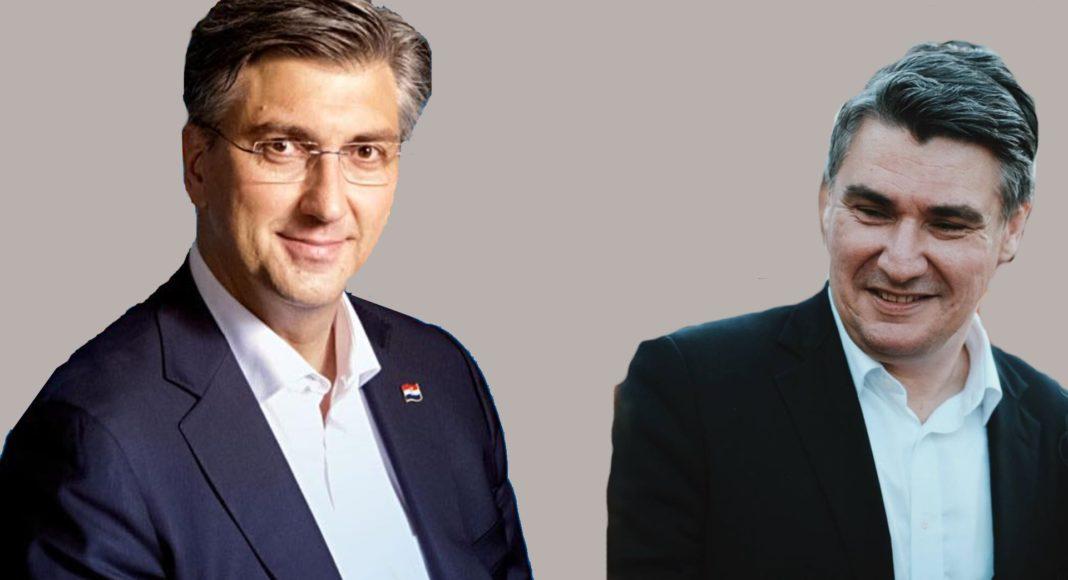 Milanović i Plenković