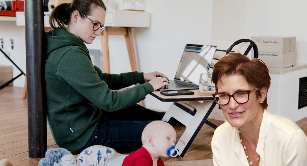 kako do poslovnog uspjeha uz majčinstvo