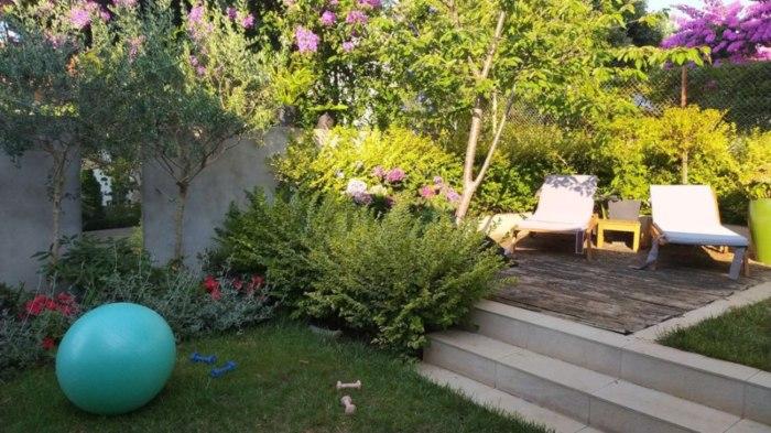 teretana u dvorištu