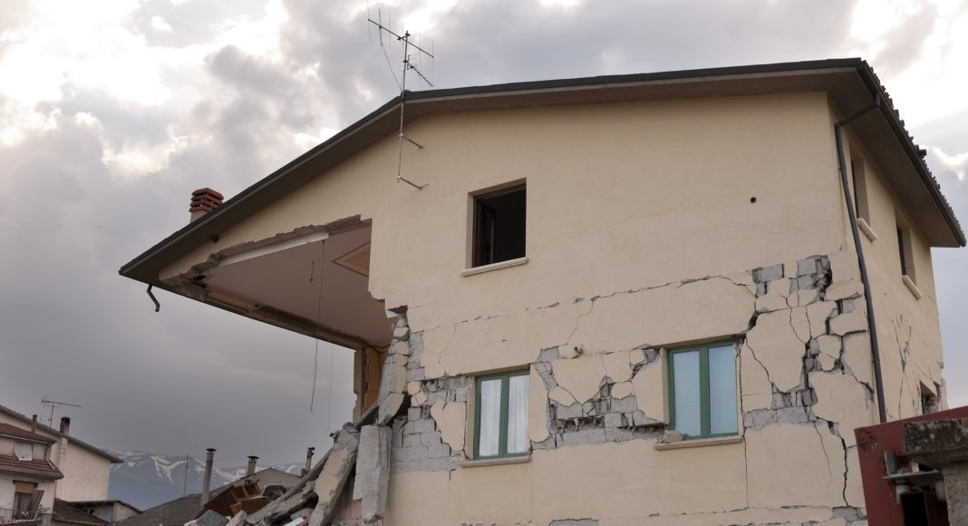 osiguranje potres