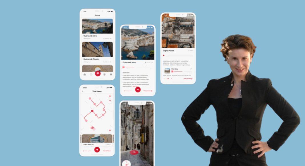 turistička aplikacija