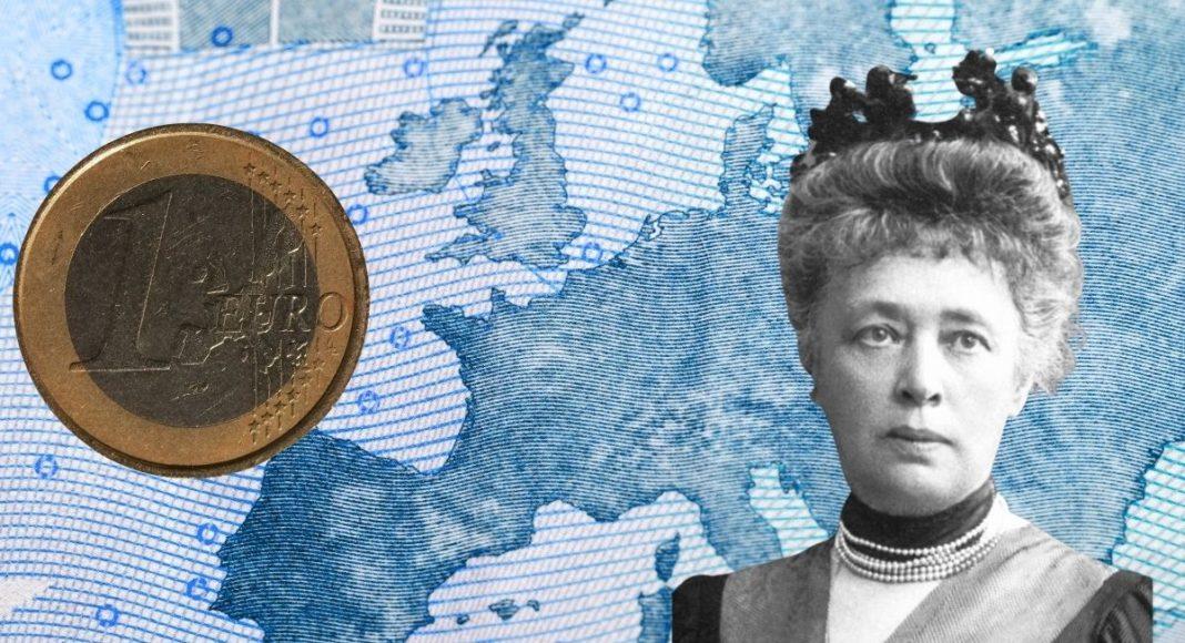 žene na kovanicama eura