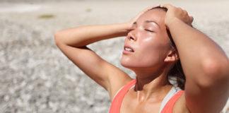 menstruacija tijekom vrućina