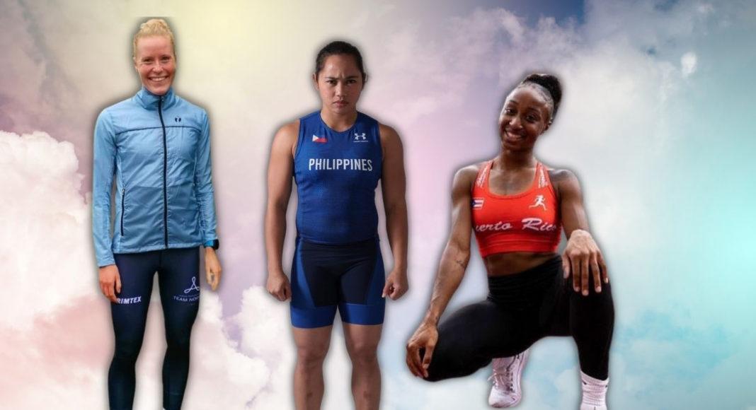 sportašice na Olimpijskim igrama