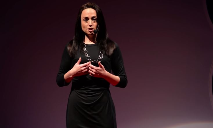 ted talk_ Amy Morin